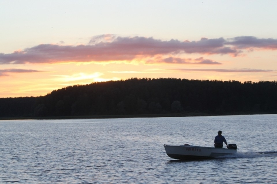 На реке Сылве пропал мужчина.