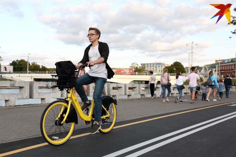 В Минске к 2025 году планируют построить еще одну магистральную велодорожку