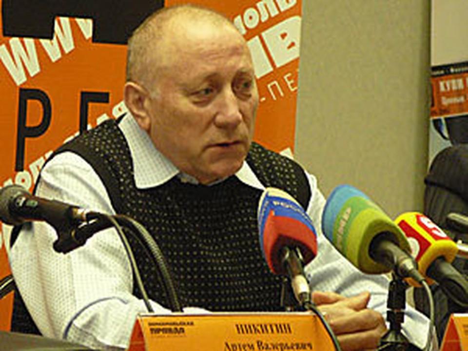 Владимир Михайлов рассказал, как будут хоронить домашних любимцев
