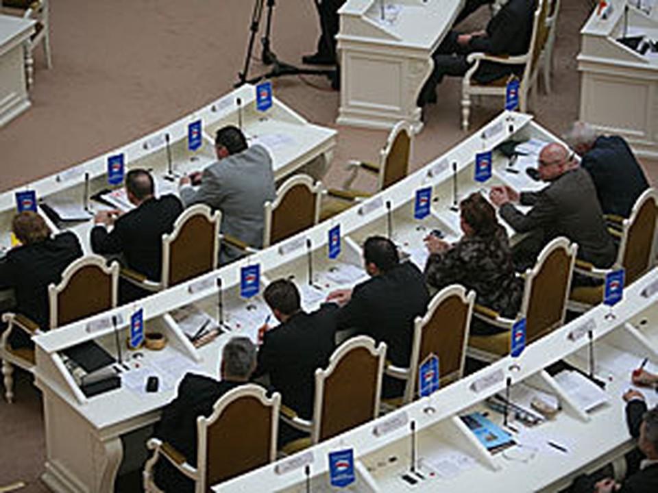 Депутаты решили подарить петербуржцам еще один праздник