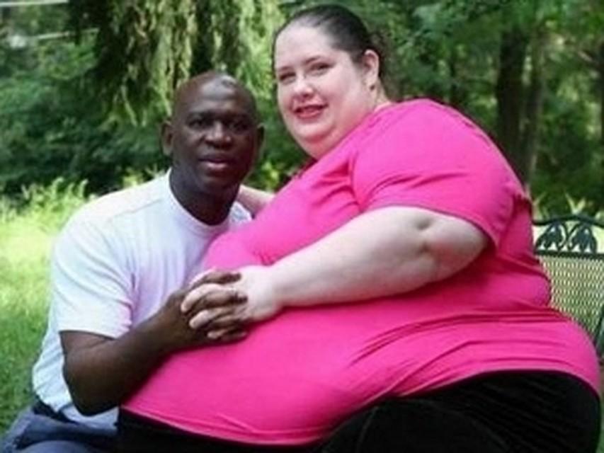 фото крупных и толстых женщин