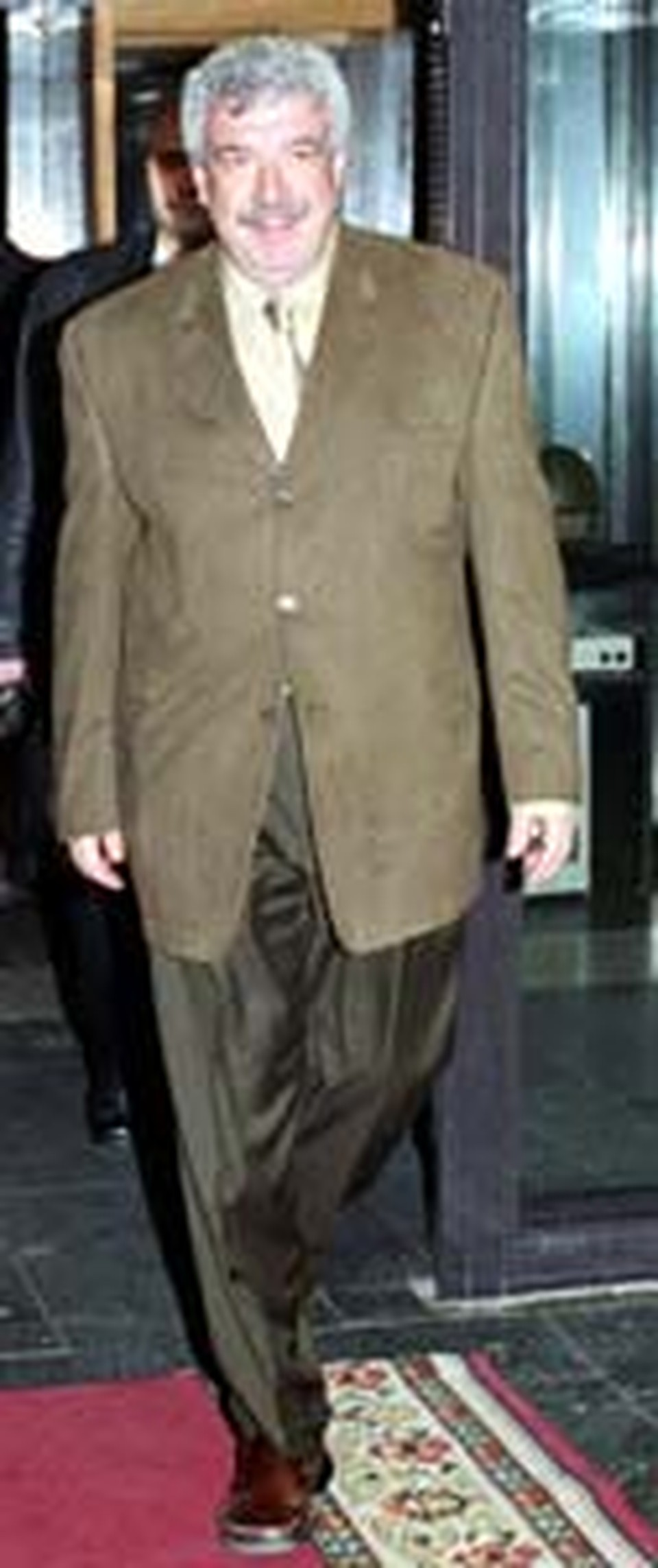 Гусман - свой человек во властных коридорах.