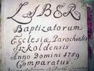 Метрическая книга Ишкольдского костела вернется в храм
