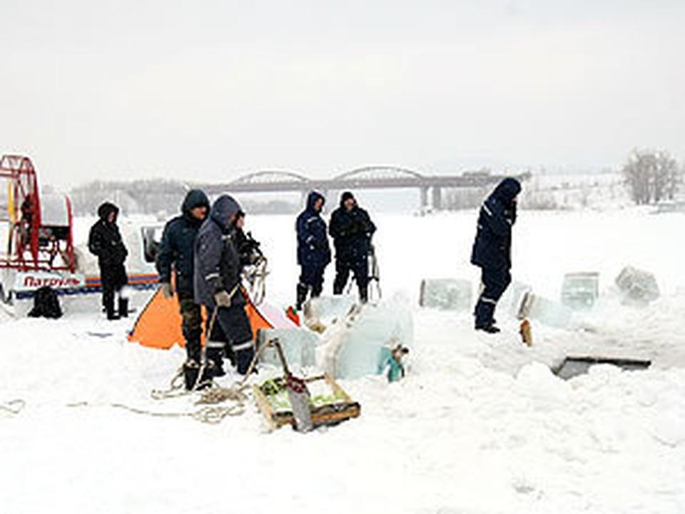 Трагедия произошла у моста через реку Сок