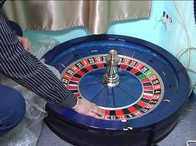 Спецназ не дал азартным сибирякам доиграть в рулетку