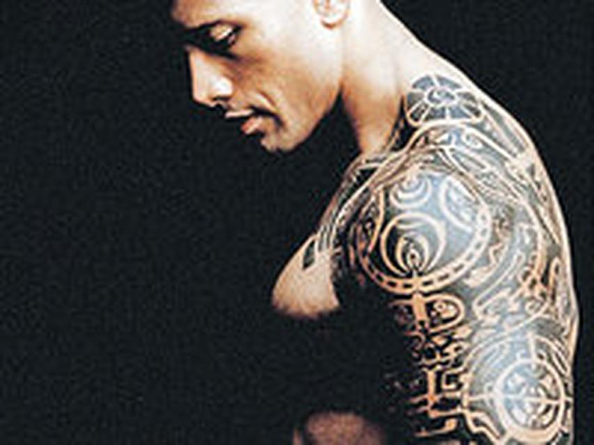 Татуировки дуэйна скалы джонсона 81