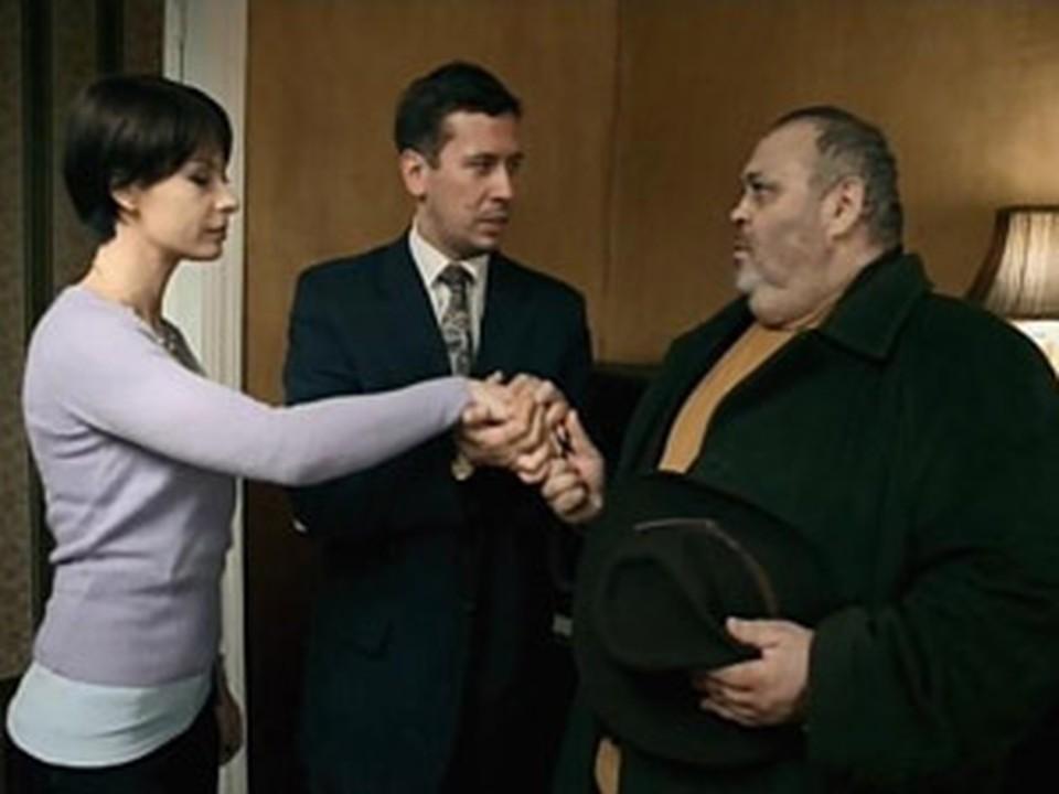 Кадр из фильма «Гидравлика».