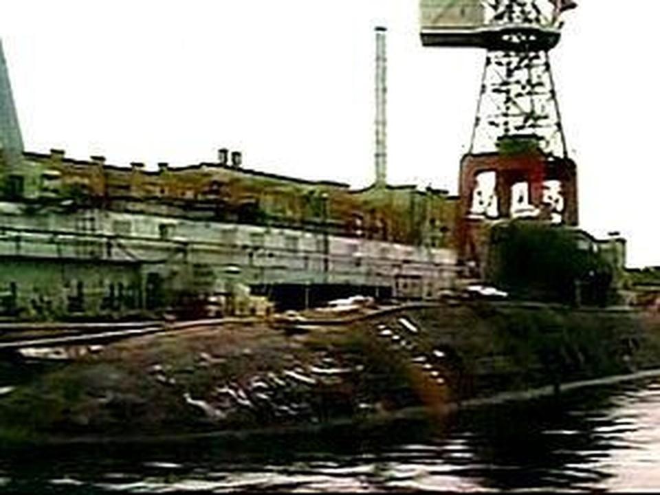 В рамках программы уже утилизированы пять подводных лодок