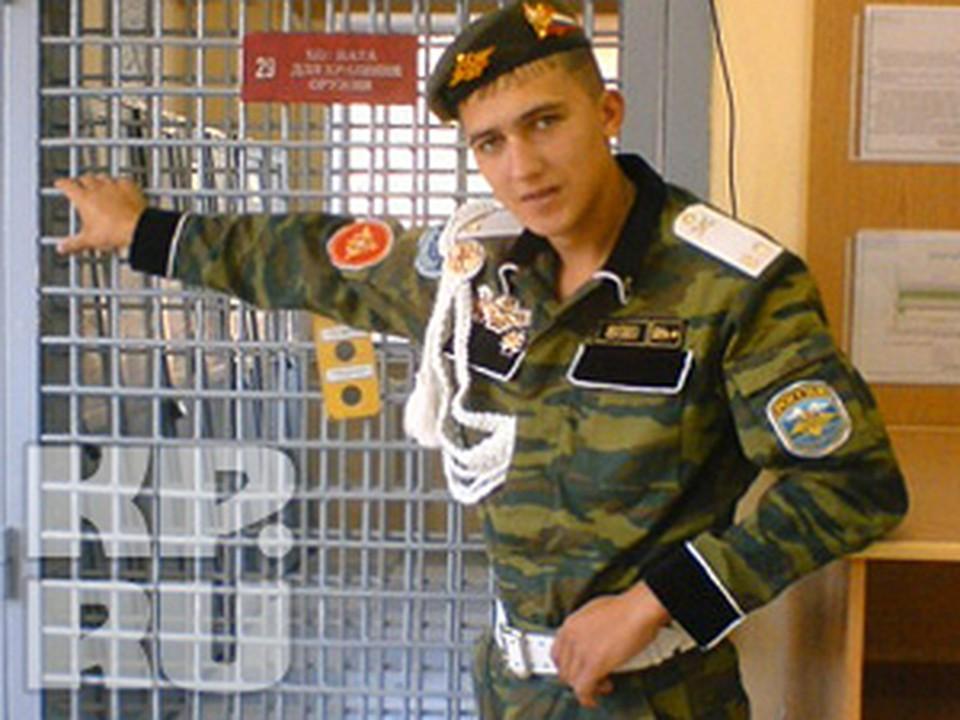 Сергей Русанов в армии служил водителем-аккумуляторщиком.