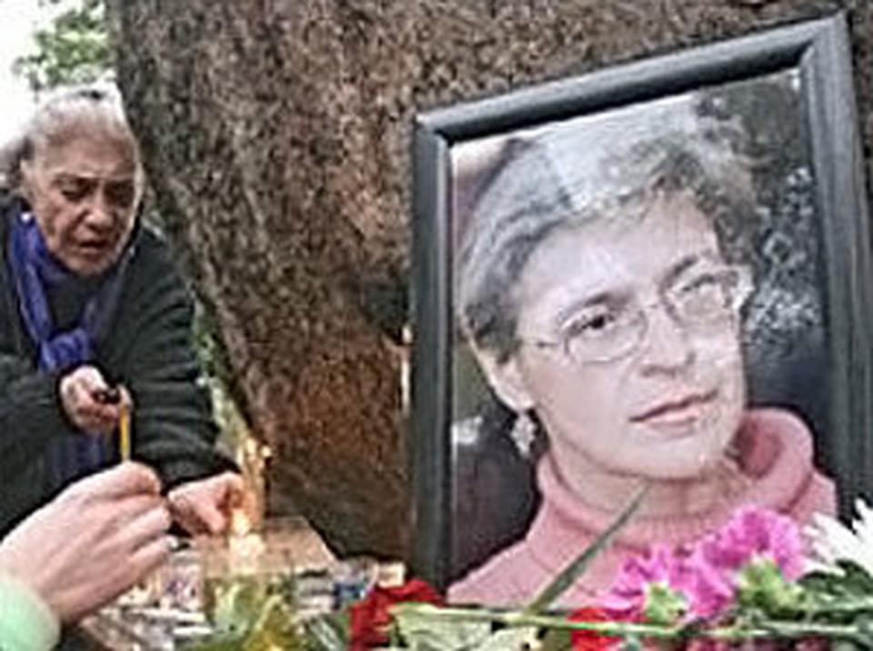 7 октября исполняется пять лет со дня убийства Политковской