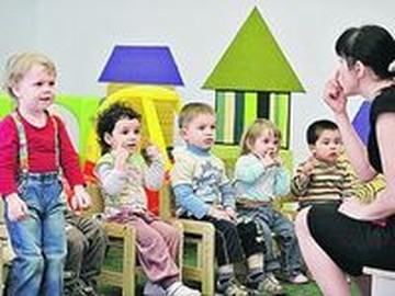 Детсады в Москве будут строить за... три-четыре месяца