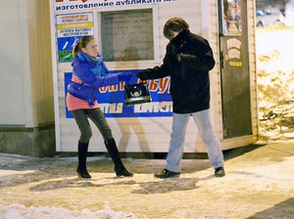 Бродить ночью по улицам Владивостока небезопасно
