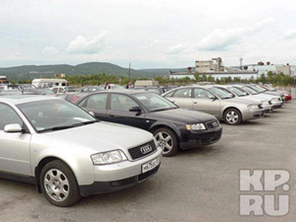Автомобиль для мурманчан уже не роскошь.