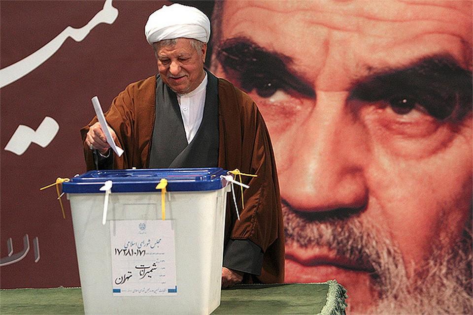 На выборах в парламент Ирана победили консерваторы