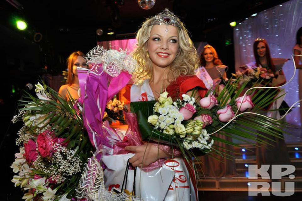 Галина Мукасеева получила титул самой красивой девушки Заполярья.