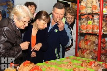 Всероссийская ярмарка в Ижевске: горожане могут приодеться и отведать меда