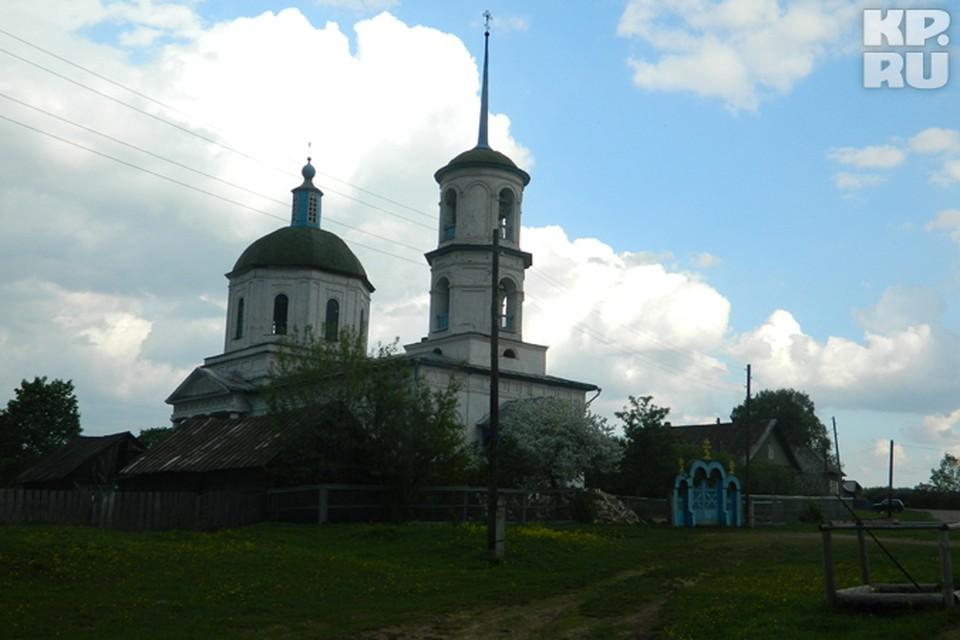 Успенско-Богородицкая церковь, построенная в 1860 году в Короленко, ни разу не закрывалась