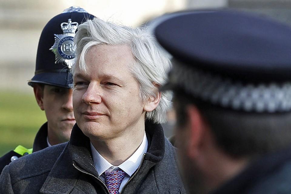 Основатель «Викиликс» и гроза Госдепа - Джулиан Ассандж