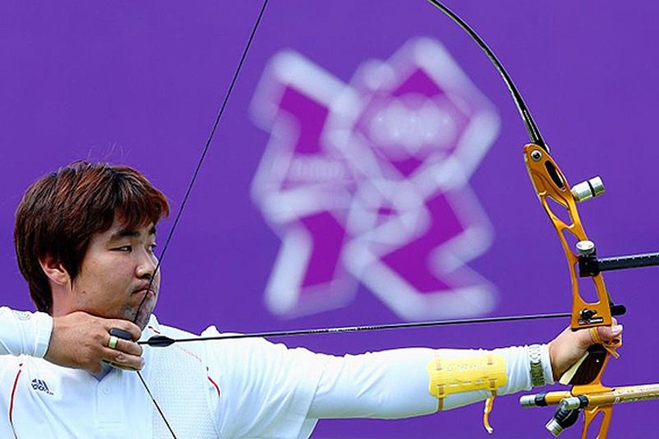 Слепой корейский лучник установил мировой рекорд в олимпийской квалификации