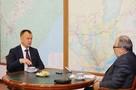Губернатор Иркутской области Сергей Ерощенко:«Сибирские проекты должны быть уникальны по сути»