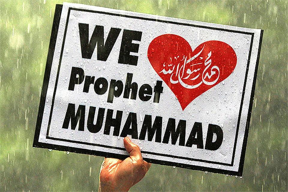 Французская газета может оказаться в центре скандала из-за карикатур на пророка Мухаммеда.