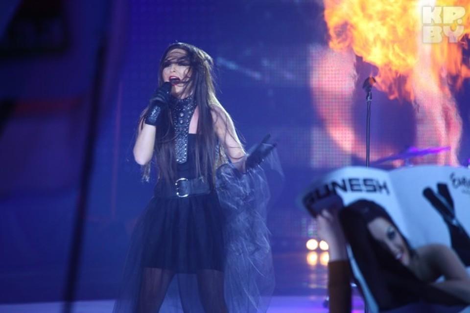 Гюнешь шесть лет пыталась прорваться на «Евровидении». А в этом году отбор пропускает.