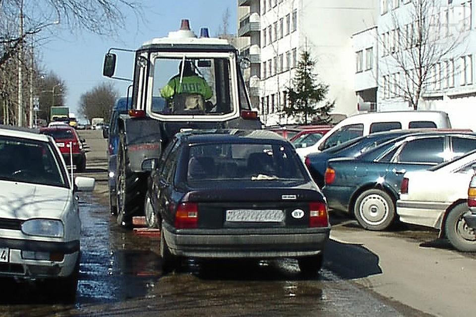 Адвокат по ДТП о задержании машин