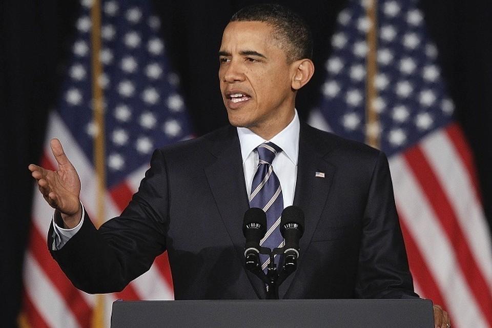Обама призвал нацию принять меры для защиты детей
