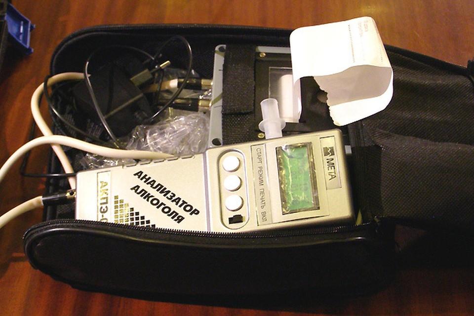 У алкометров, предназначенных для профессионального использования, обязательно есть паспортная погрешность.