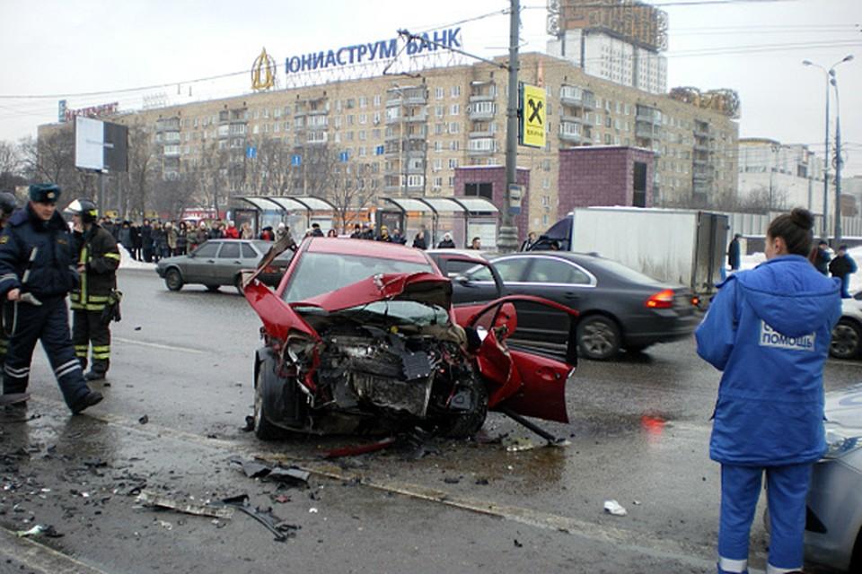 ДТП на Ленинском проспекте будут  расследовать заново