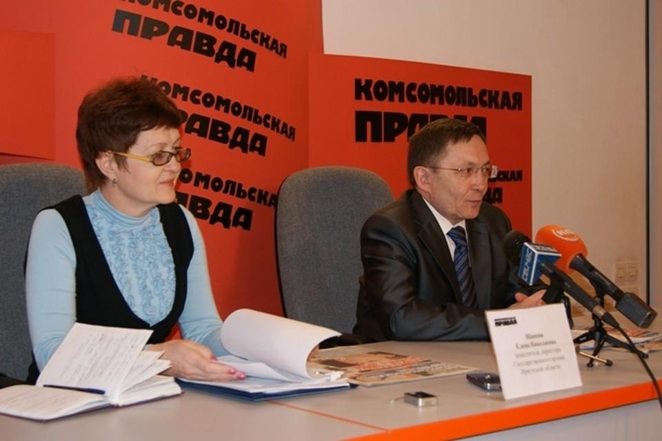 Документы со времен Иркутской губернии будут доступны в Интернете