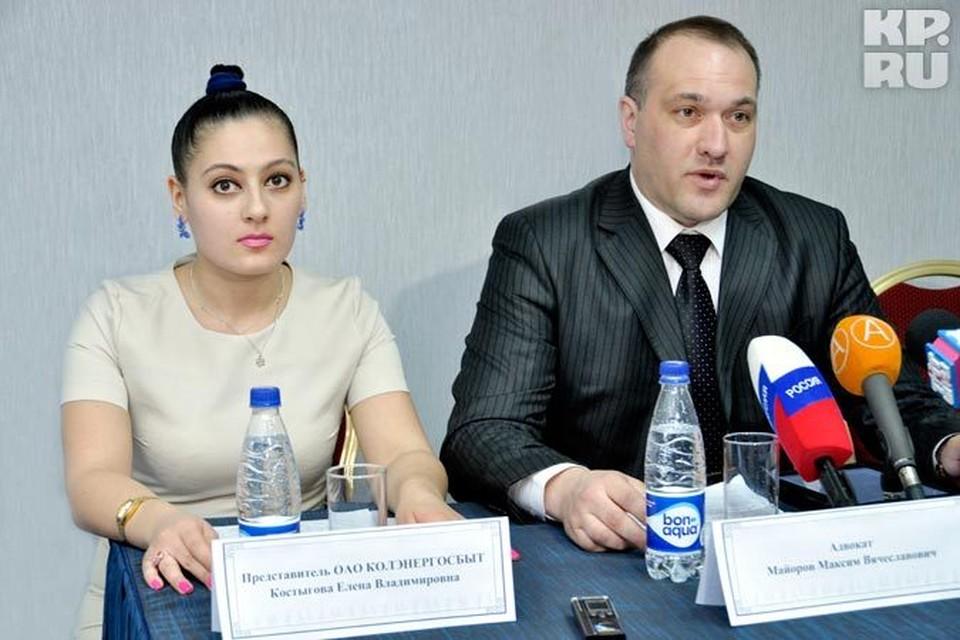 Максим Майоров и Елена Костыгова сделали несколько громких заявлений по делу Шубина