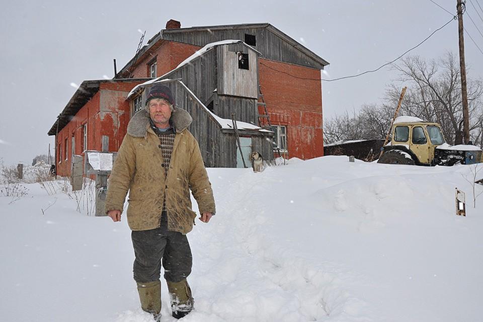 В хозяйстве у английского фермера 40 овец, восемь коров и куры со свиньями. По местным меркам, живет очень даже неплохо!