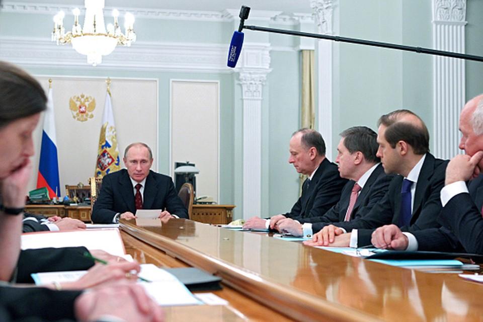 Наша работа в сфере военно-технического сотрудничества вполне может считаться удовлетворительной, - объявил Путин