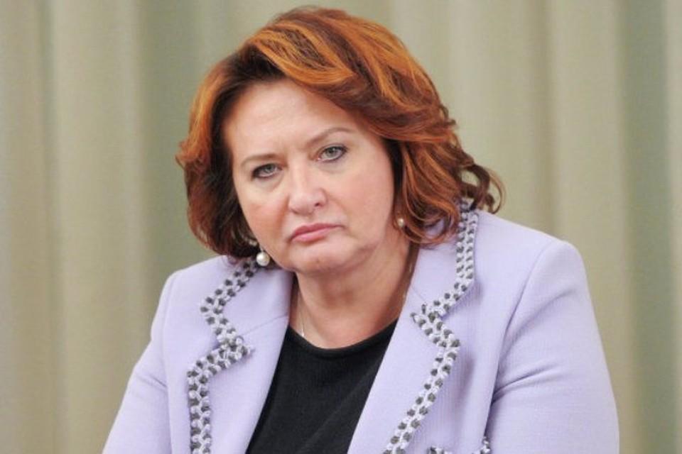 Экс-министр сельского хозяйства Елена Скрынник проходит свидетелем по делу «Росагролизинга».