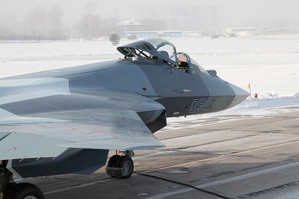 ПАК ФА - перспективный авиа-комплекс фронтовой авиации (заводской шифр Т-50)