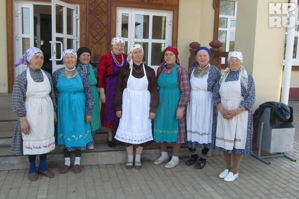 «Бурановские бабушки» поделились словами напутствия и поддержки для участницы Евровидения-2013 Дины Гариповой