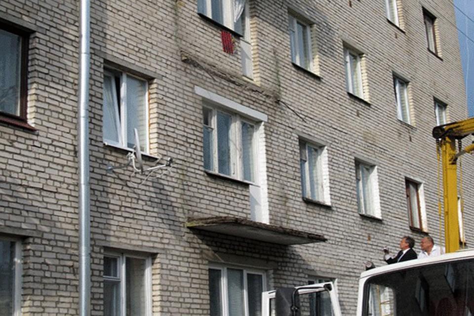 Балконы в хрущевках опасны?.