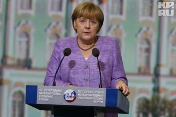 Пулково задержал обычные рейсы из-за вылета Ангелы Меркель