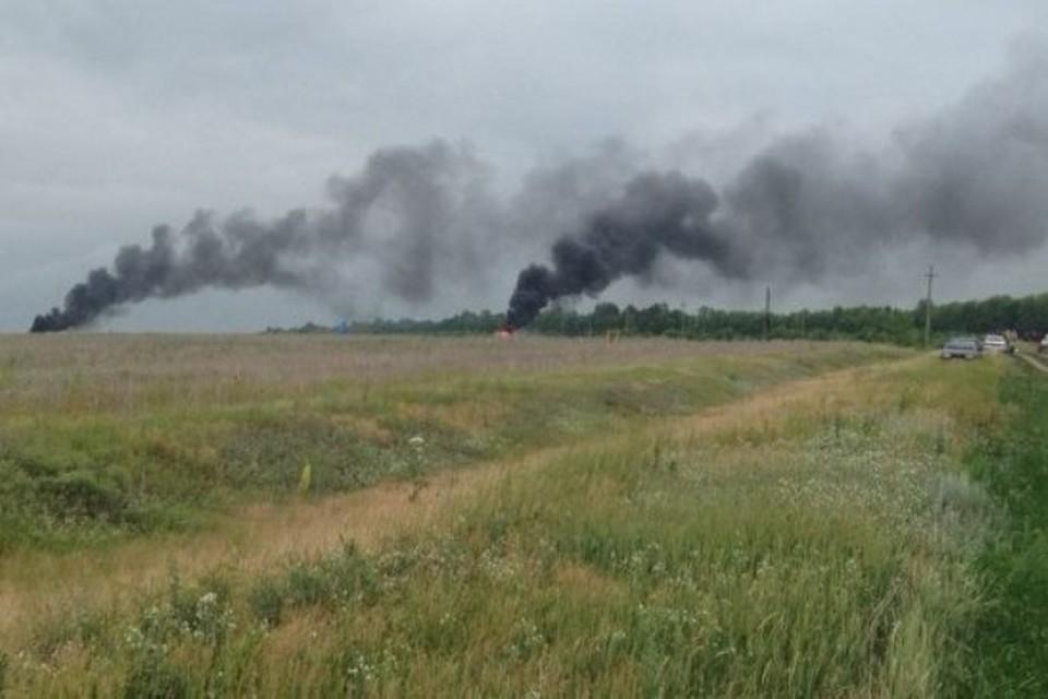 В Новохопёрском районе напали на лагерь геологов