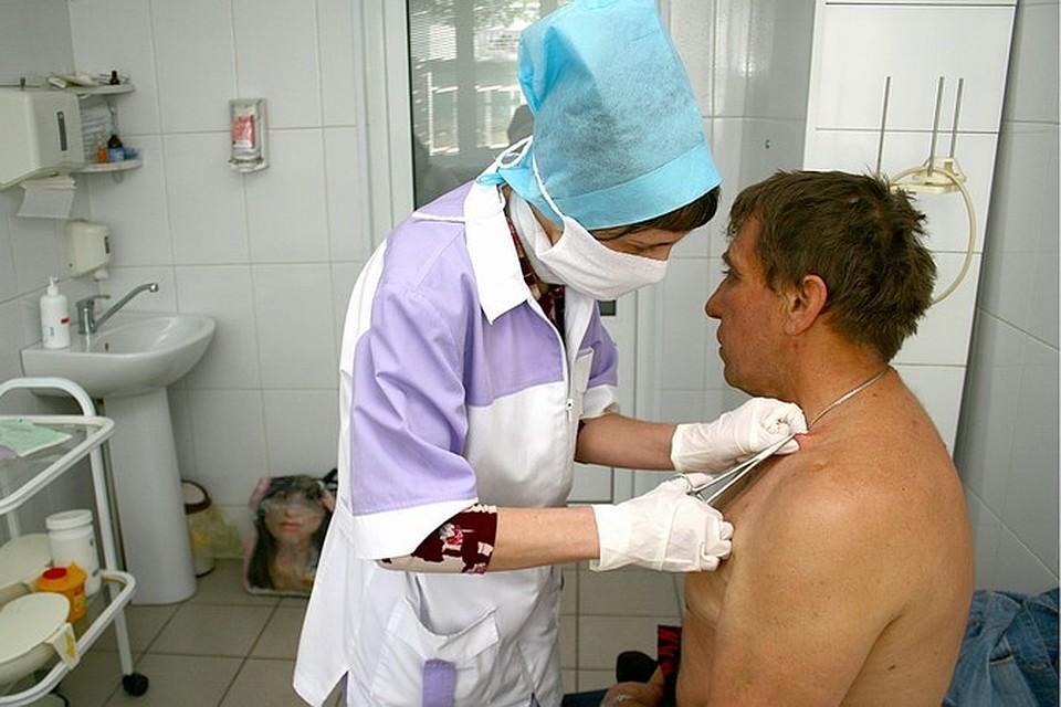 Люди заболевшие энцефалитом