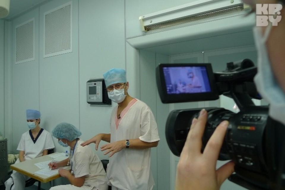 Александр Терещенко считает, что нужно показывать операции на ТВ