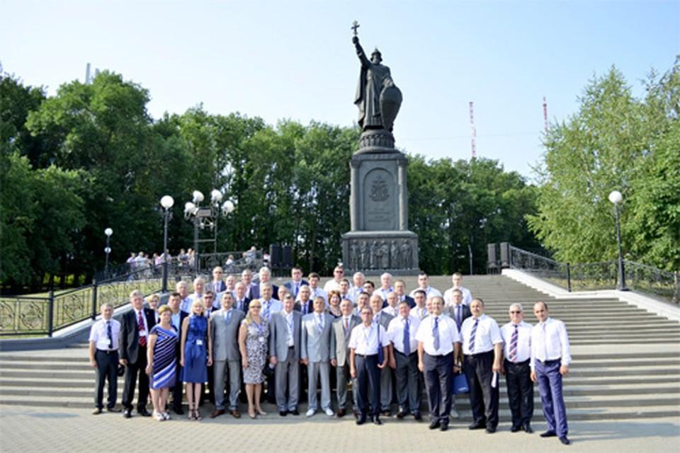 В Белгороде начал работу съезд ассоциации российских городов воинской славы.
