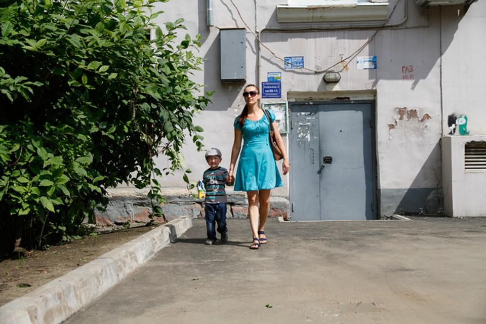 Какие дворы отремонтируют в Красноярске этим летом?