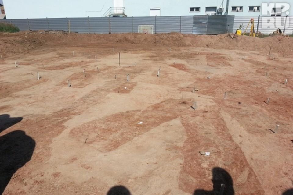 Раскопки на месте бывшего Троицкого кладбища Ижевска продлятся до конца сентября