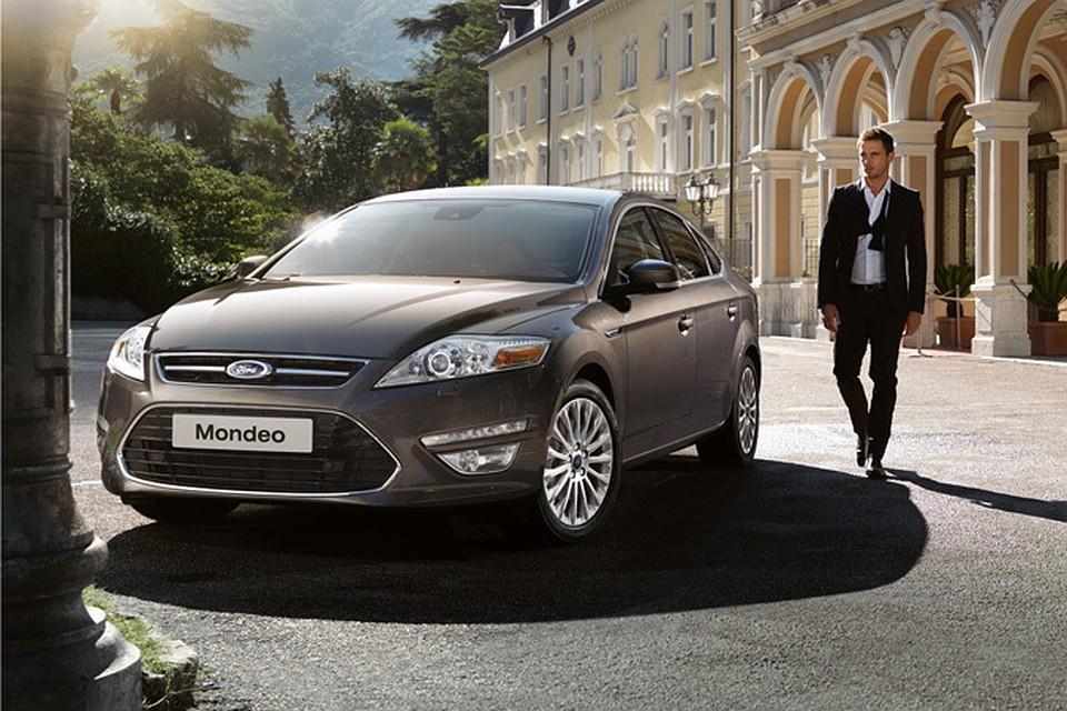 активная за сколько люди покупали форд мондео в 2009году материал максимально