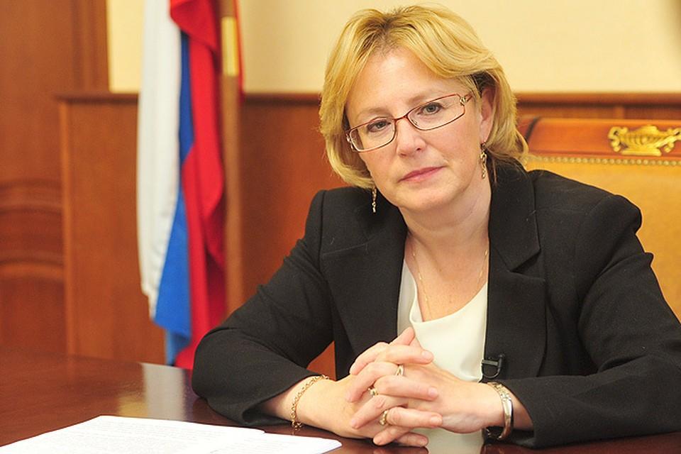Министр здравоохранения РФ Вероника Скворцова заявила, что младенческая смертность в России снижается