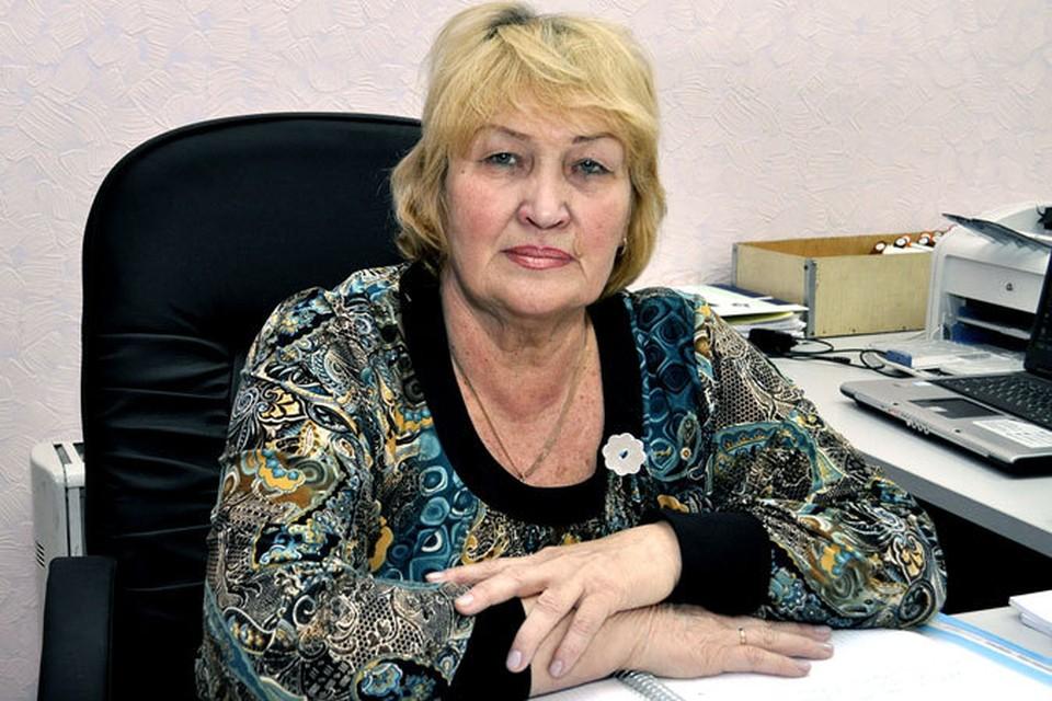 Валентина Письменная, как и ее коллеги, от неожиданного смещения с должности была в шоке.