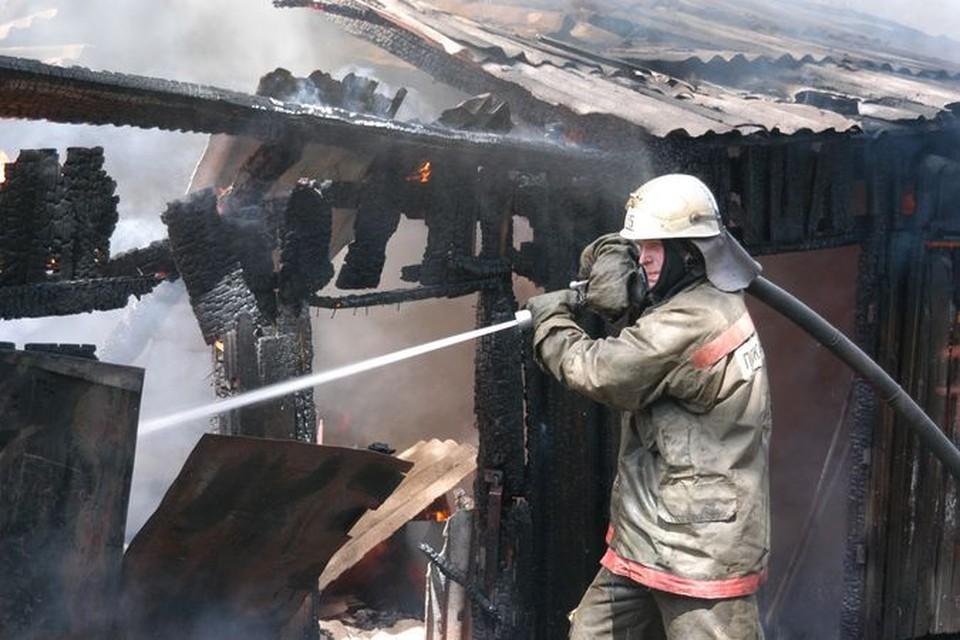 В ликвидации пожара было задействовано 22 единиц техники, 59 человек.