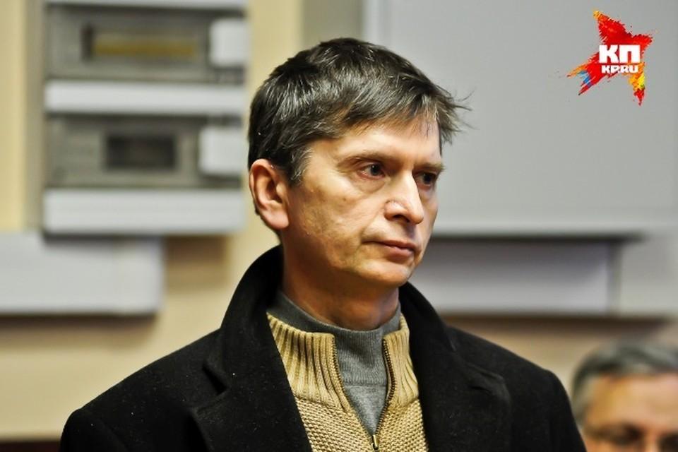 Начался суд над оскандалившемся анестезиологом Андреем Вотяковым (на фото).